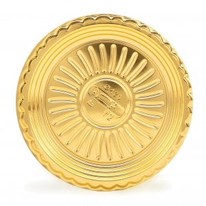 Round Monoportion Tray